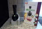The yonanas fruit dessert maker.