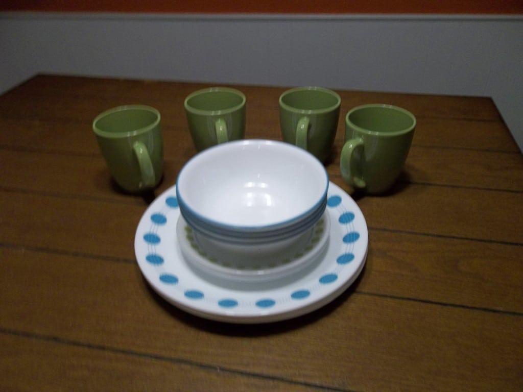 corelle southbeach livingware