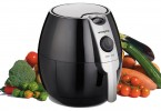 Cozyna air fryer uses just one tablespoon of oil.