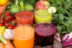 raw vegetable juice