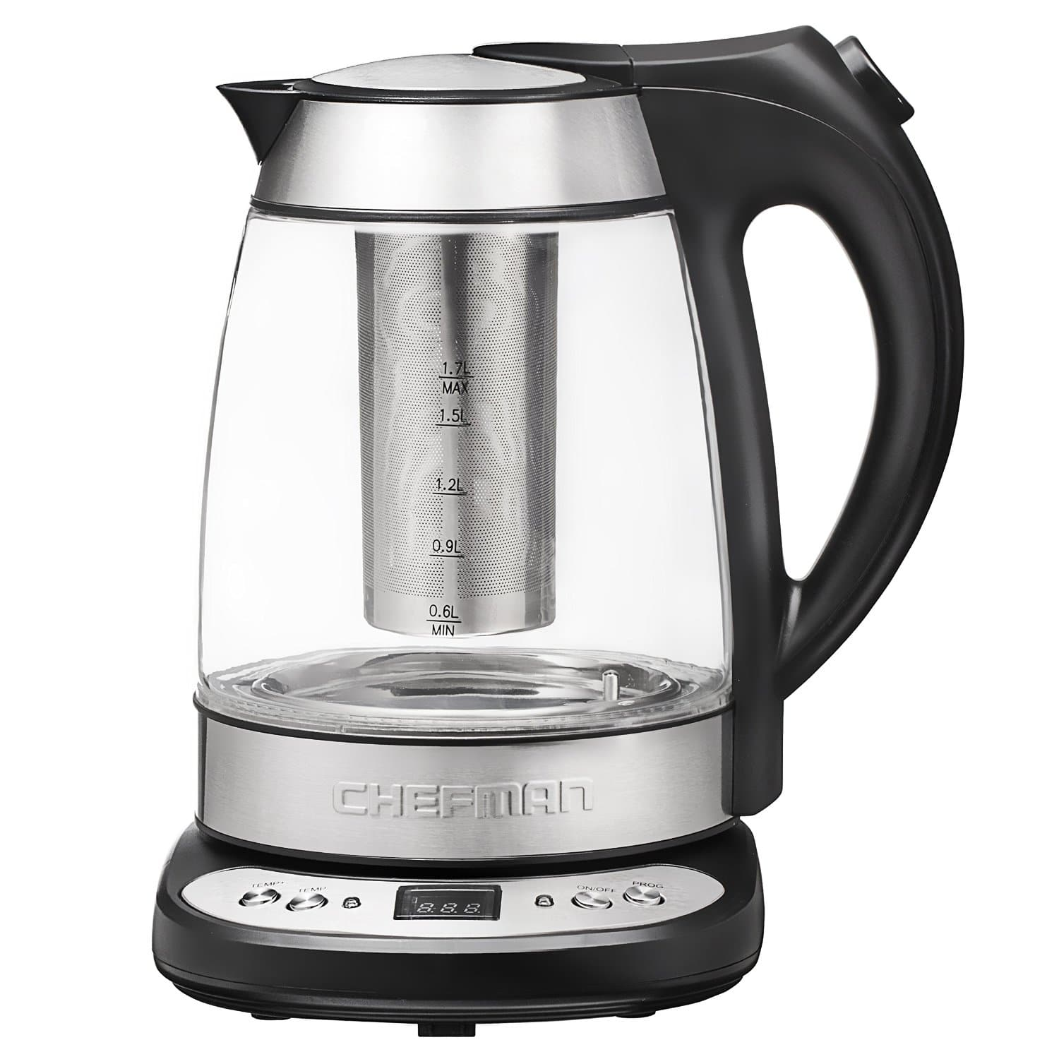 chefman rj11 17 gp electric kettle review ybkitchen
