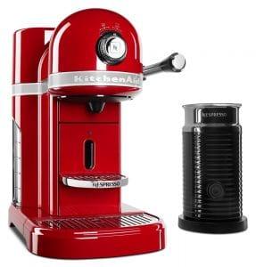 KitchenAid KES0504ER Nespresso Bundle