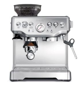 Breville Barista Express Espresso Machine.