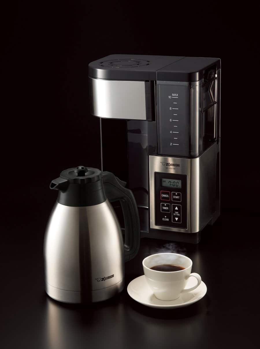 Zojirushi EC-YSC100-XB Fresh Brew Plus Thermal Carafe Coffee Maker Review ? YBKitchen