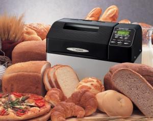Zojirushi BB-CEC20 bread-maker.
