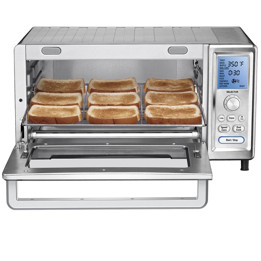 Cuisinart tob 260 vs Breville bov800xl Smart Oven ⋆ YBKitchen