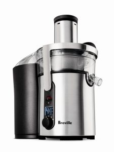 Image of Breville bje510xl centrifugal juicer.