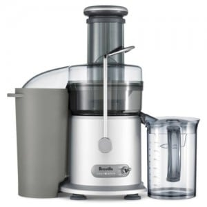 Breville JE98XL Centrifugal Juicer.