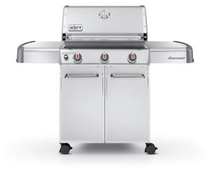 Stainless Steel Weber S-310