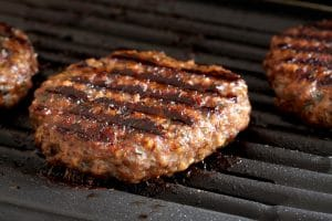 Burgers you can make on your Cuisinart grill.