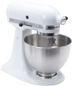 KitchenAid Classic mixer.