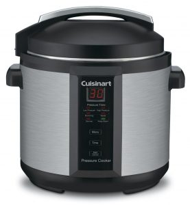 Cuisinart EPC-1200PC Electric Pressure Cooker.