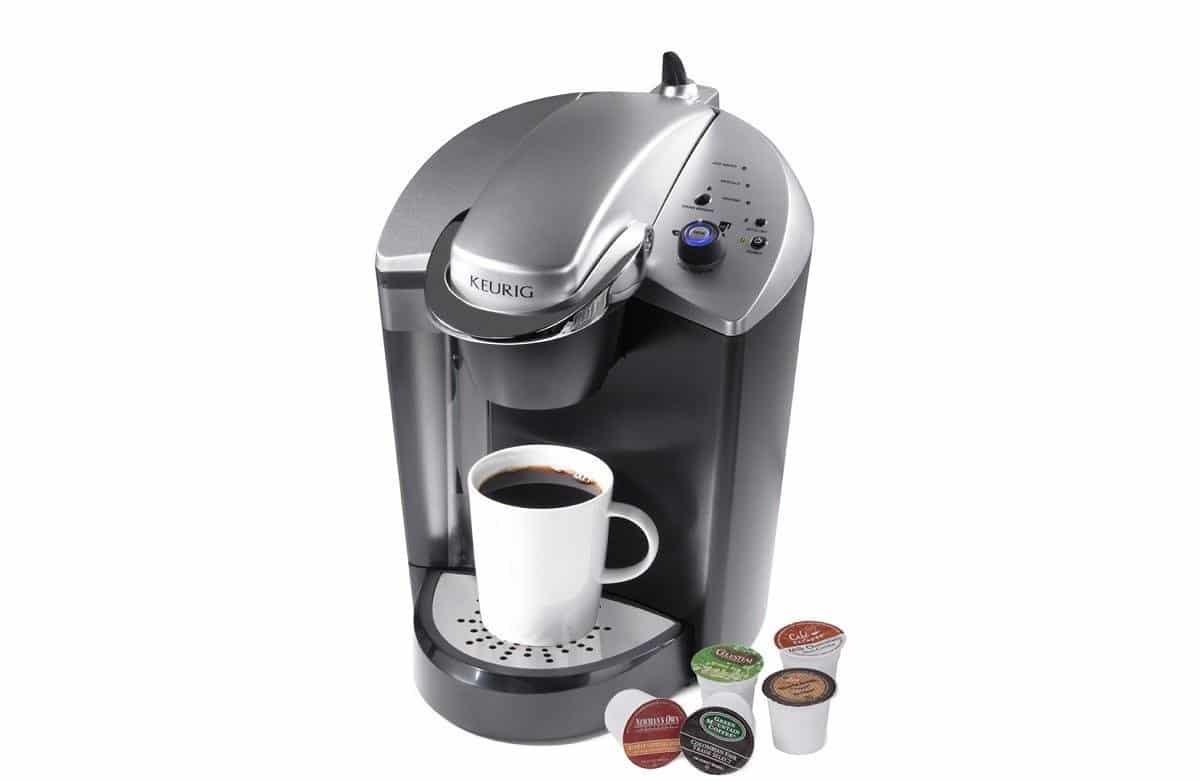 Coffee Maker Comparable To Keurig : Keurig K45 vs K145 ? YBKitchen