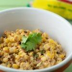 Grilled Corn and Chorizo Dip Recipe