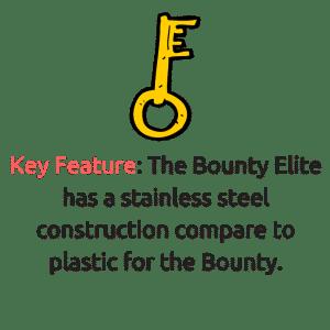 aerogarden bounty vs elite key feature