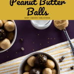 Old Fashioned Peanut Butter Balls Pinterest Pins