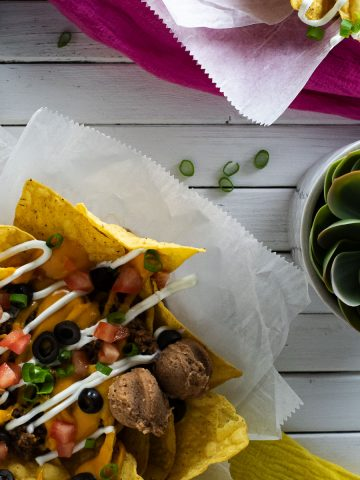 This is the featured image for our nachos bell grande.